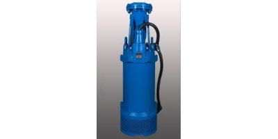 Toyo - Model DXL Series - Submersible Slurry Pumps