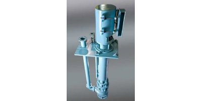 Toyo - Model DEV/DV/DBV Series - Line Shaft Pumps