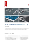 Flat Roof Mounting System SOL-50