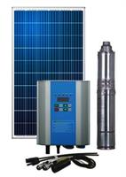 Suoyang - Model SY-72-330WP - Solar Water Pumping System