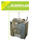 STERIFLASH The Biomedical Waste Management Solution Data Sheet