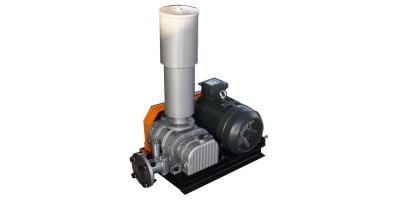 Greentech - Model Series NSRH - Tri-Lobe Roots Blower