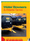 Water Bowser Brochure