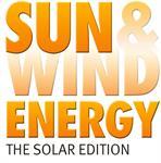 SUN & WIND ENERGY - The Solar Edition