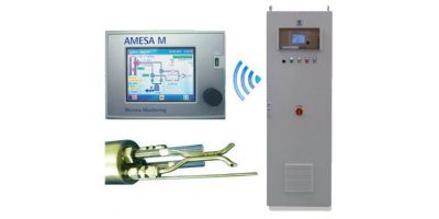AMESA - Model M - Sorbent Trap Mercury Monitoring System
