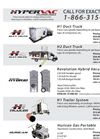 Model H2 - Duct Truck System Brochure