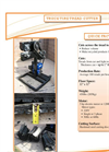 Truck Tire Tread Cutter