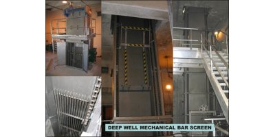 WTP - Bar Screens