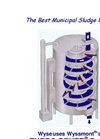 WYSE-DRYER - For Municipal Sludge Dryer Brochure