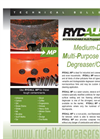 RYDALL - MP - Multi Purpose Degreaser - Tech Sheet