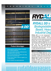 RYDALL - DD - Definitive Degreaser - Tech Sheet