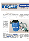 RYDLYME PumpMaster - Model 115v - Pumping Systems - Brochure