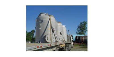 Fiberglass Tanks / Dual laminate tanks
