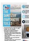 Sanitizer - Self-Contained Toilet - Brochure