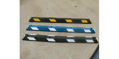 Eco-Flex - Rubber Parking Curb Stops