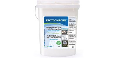 Model BactoCharge - Microbial Product for Wastewater Treatment