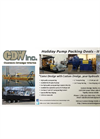 Custom Dredge Works Pump Packing - Brochure