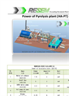Power of Pyrolysis plant (HA-PT) Brochure