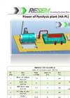Power of Pyrolysis plant (HA-PL) Brochure