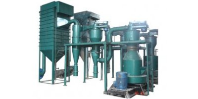 Fine Carbon Black Powder Grinding Mill