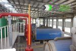 Environmental Friendly Superior Quality Tyre Pyrolysis Machine