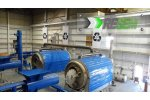 Used Tire Recycling Machine with CE