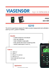 G210-11N N2O Gas Analyzer - Product Datasheet
