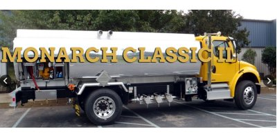 Monarch  - Model Classic II - Refined Fuel Tanks