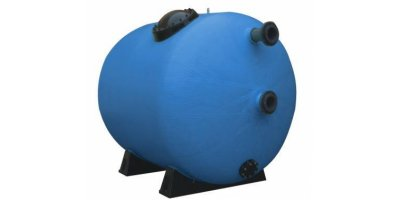 Model Ø1050-3000 mm - Horizontal Bobbin Wound Polyester Filters