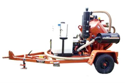 Ditch Witch - Model FX20 - Vacuum Excavator