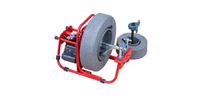 DM138A2 - Drain Cleaning Machines - Drain Cleaning Sink