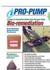 Pro-Pump - Bio-Remediation Kit Brochure