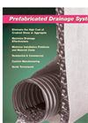 Prefabricated Drainage Systems
