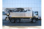 CAP RECY - Combinded Sewer Cleaning Tanker