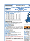 Vac Assist High Flow Diesel Pumps