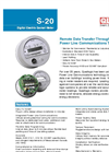 Socket Meter S20- Brochure
