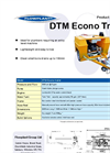 DTM - Econo Series - Trailer Mounted Brochure
