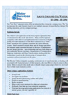 WSI - Model 10 GPM - 30 GPM - Above Ground Oil Water Separators - Brochure