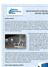 WSI - Model 150 GPM - 300 GPM - Above Ground Oil Water Separators - Brochure