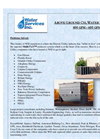 Model 400 GPM - 600 GPM - Above Ground Oil Water Separators - Brochure