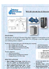 Water Services - Model WSI-BS-150-58-266-SS - Customized Booster Pump Skids - Datasheet
