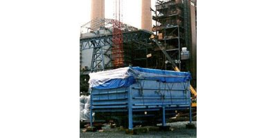 WSI - Model Over 1000 GPM - Above Ground Oil Water Separators