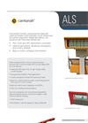 Carmanah - Model ALS - Solar Approach Lighting Systems Datasheet
