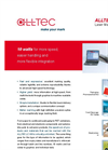 Alltec - Model LC100 - CO2 Laser Markers Brochure