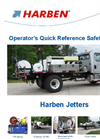 Operators Quick Reference Safety Guide