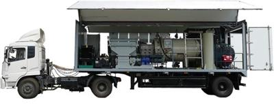 Model MWM Series - Mobile Medical Waste Treatment Station