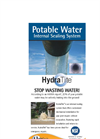 Internal Joint Sealing System HydraTite