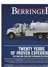 BERRINGER - Industrial Vacuum Trucks Brochure