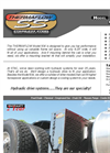 Thermaflow - Model SS934 - Frame Mounted Hydraulic Cooler Brochure