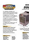 Thermaflow - Model SS600 - Frame Mounted Hydraulic Cooler Brochure